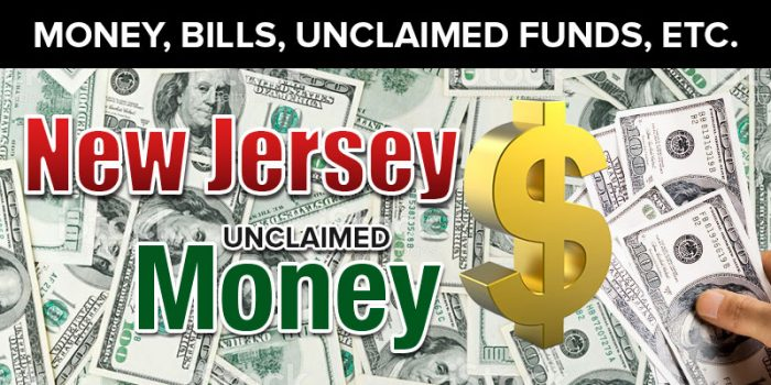 new jersey unclaimed money