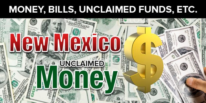 new mexico unclaimed money