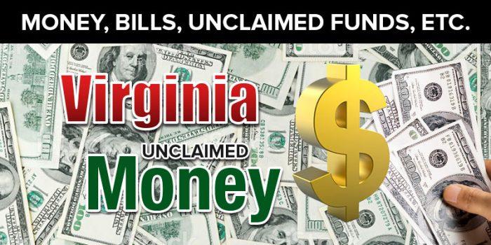 Virginia Unclaimed Money