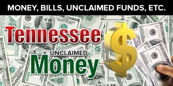 Tennessee Unclaimed Money