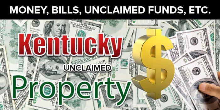 kentucky unclaimed property