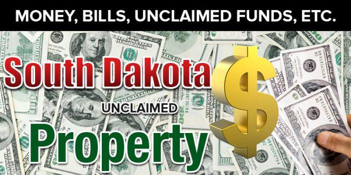 south dakota unclaimed property