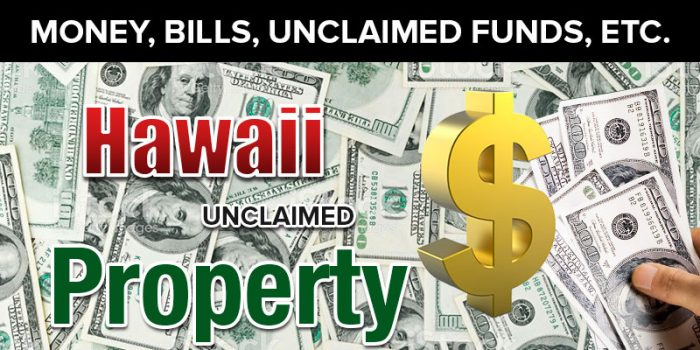 Hawaii Unclaimed Property